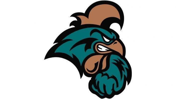Coastal Carolina Chanticleers Logo 2016-Present
