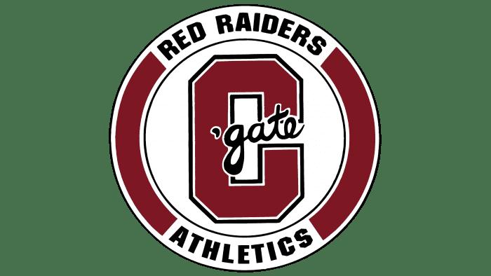 Colgate Raiders Logo 1977-2001