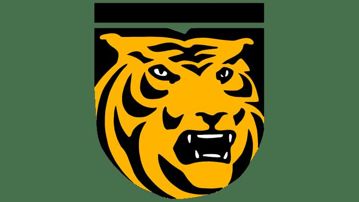 Colorado College Tigers Logo 1978-2019