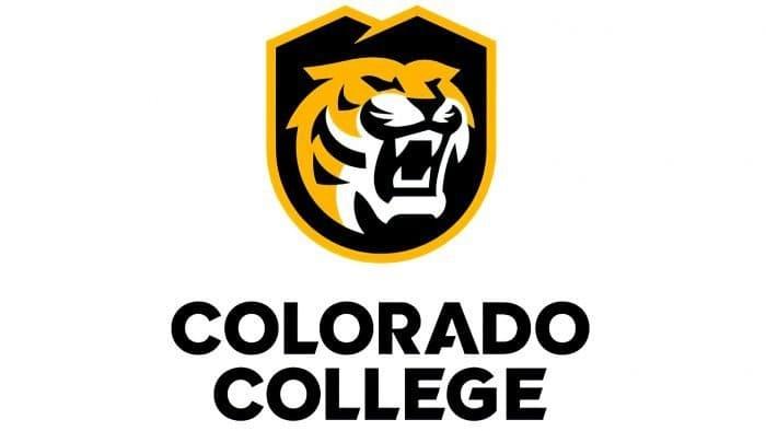 Colorado College Tigers Logo 2020-Present