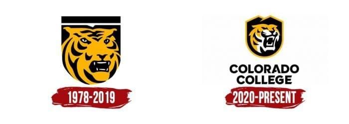 Colorado College Tigers Logo History