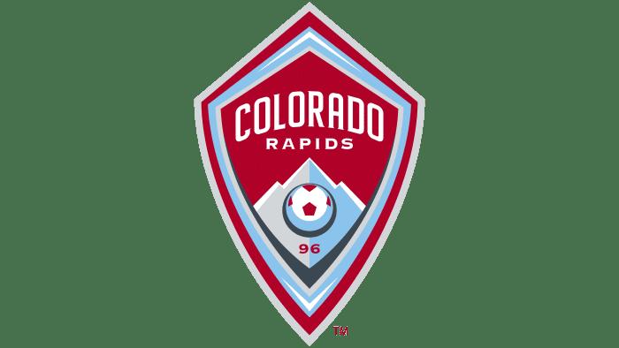 Colorado Rapids Logo 2007-present