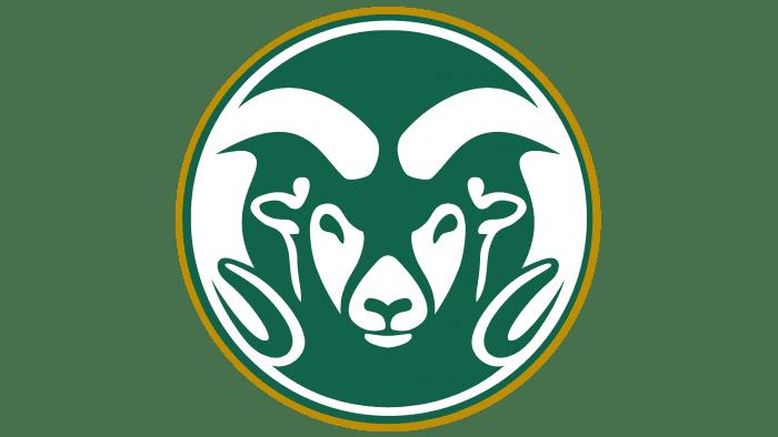 Colorado State Rams Logo 1993-2014