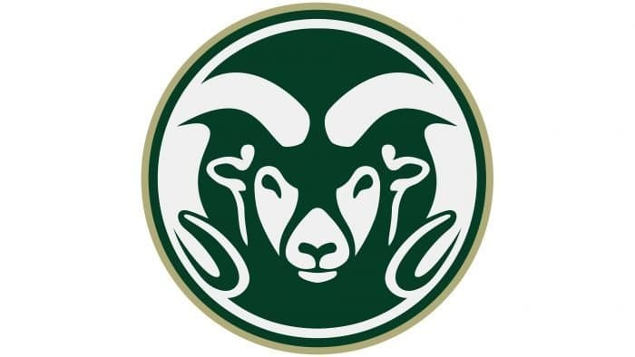 Colorado State Rams Logo 2015-Present