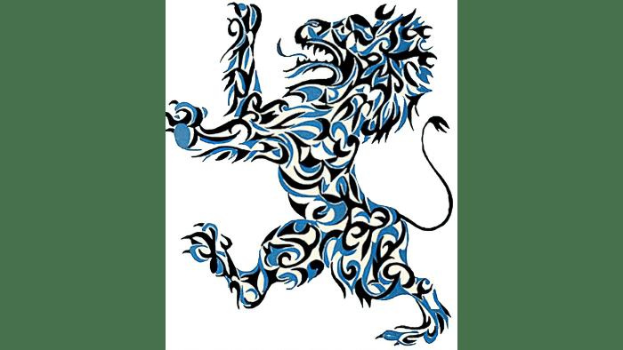 Columbia Lions Logo 1957-1970