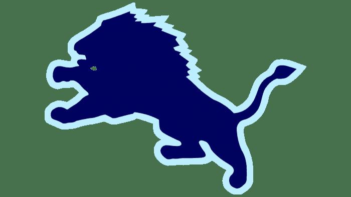 Columbia Lions Logo 1971-1996