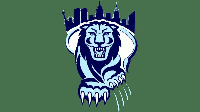 Columbia Lions Logo 1997-2004