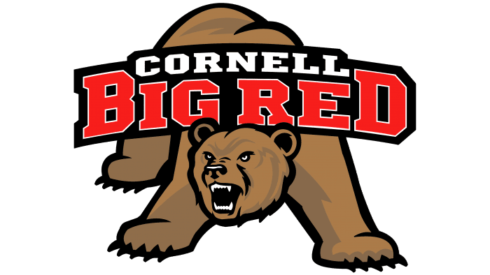 Cornell Big Red Logo 1998-2001