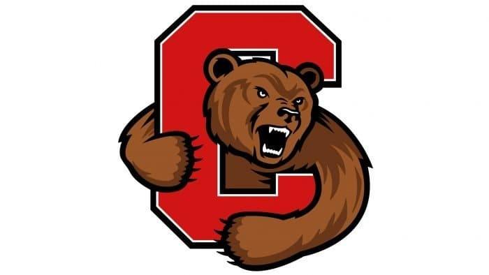 Cornell Big Red Logo 2002-Present