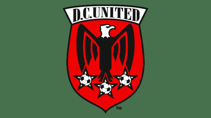 DC United Logo 1996-1997