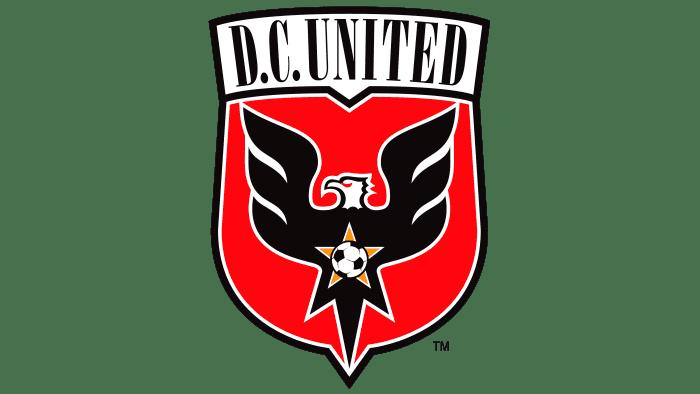 DC United Logo 1998-2015