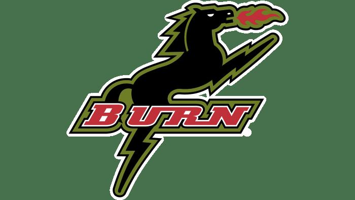 Dallas Burn Logo 1996-2004
