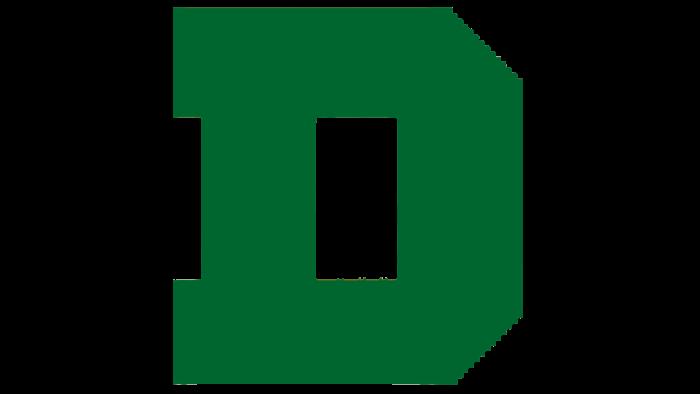 Dartmouth Big Green Logo 1945-2006
