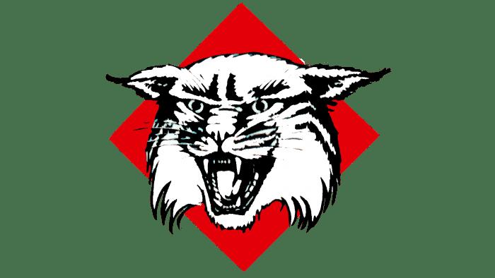 Davidson Wildcats Logo 1985-2009