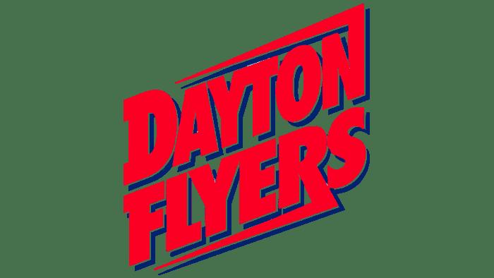 Dayton Flyers Logo 1995-2013