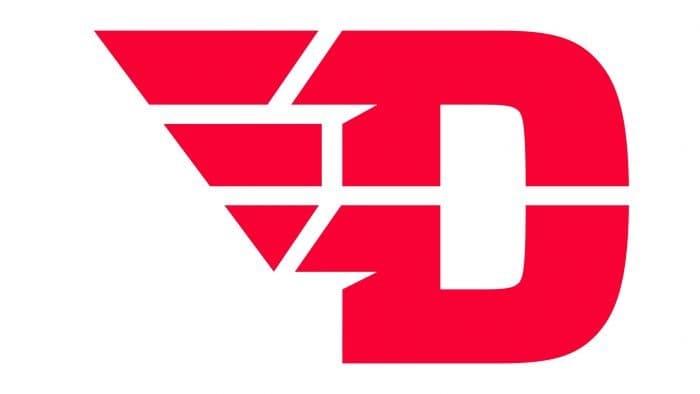 Dayton Flyers Logo 2015-Present