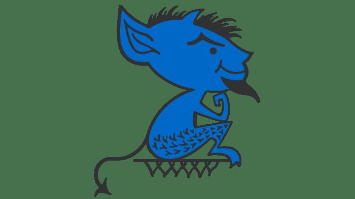 DePaul Blue Demons Logo 1979-1998