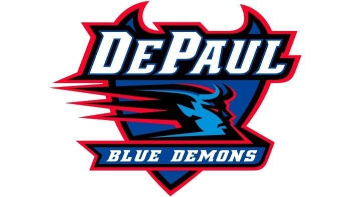 DePaul Blue Demons Logo 1999-Present