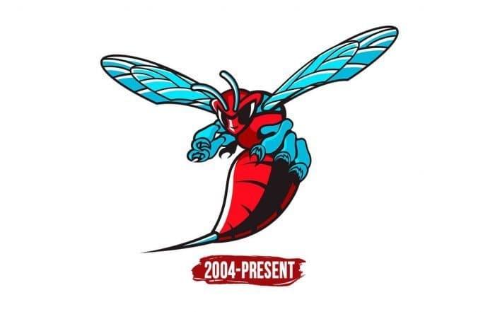 Delaware State Hornets Logo History