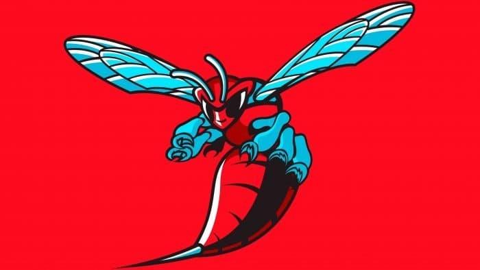 Delaware State Hornets emblem