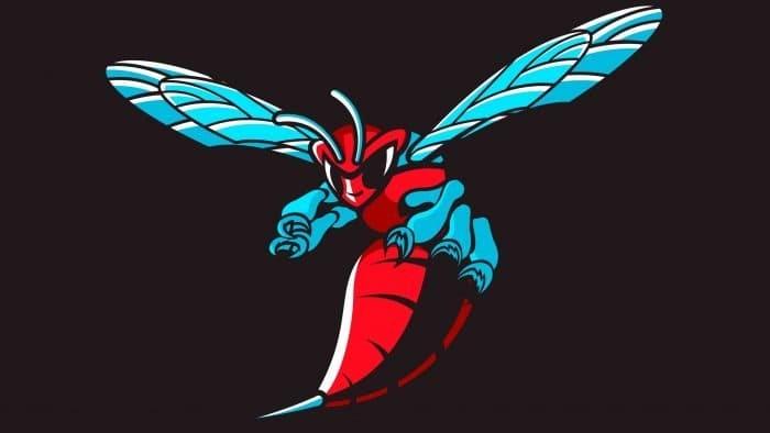Delaware State Hornets symbol