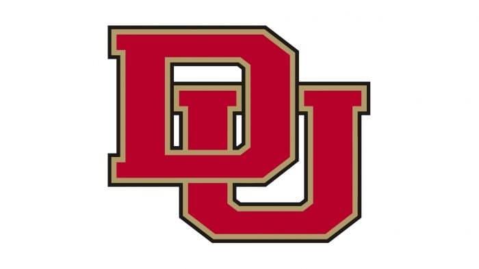 Denver Pioneers Logo 2007-Present