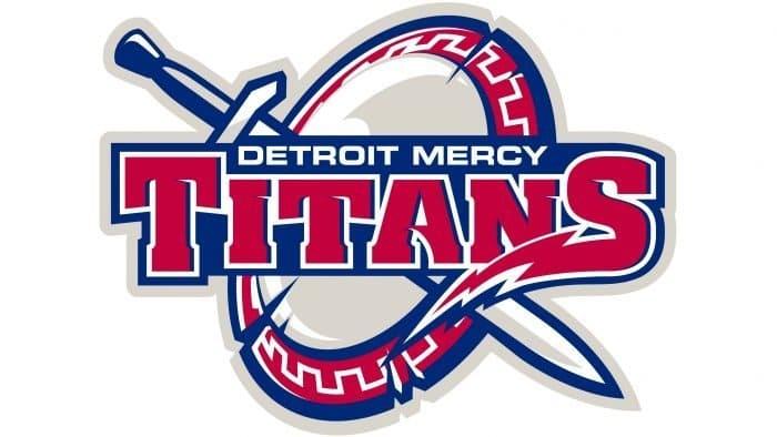 Detroit Titans Logo 2016-Present