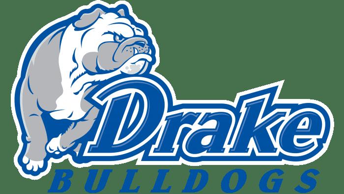 Drake Bulldogs Logo 2005-2014