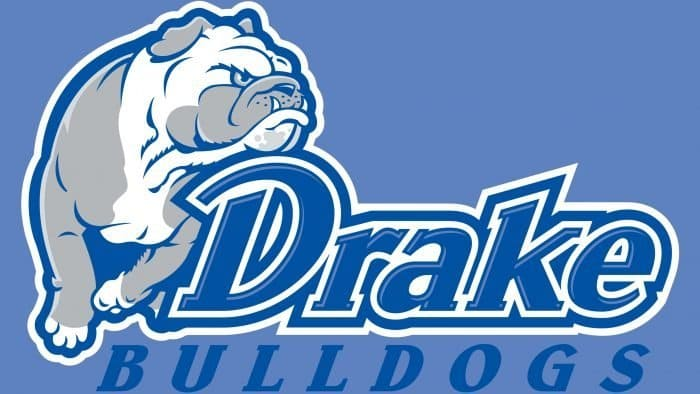 Drake Bulldogs emblem