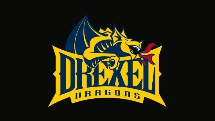 Drexel Dragons emblem