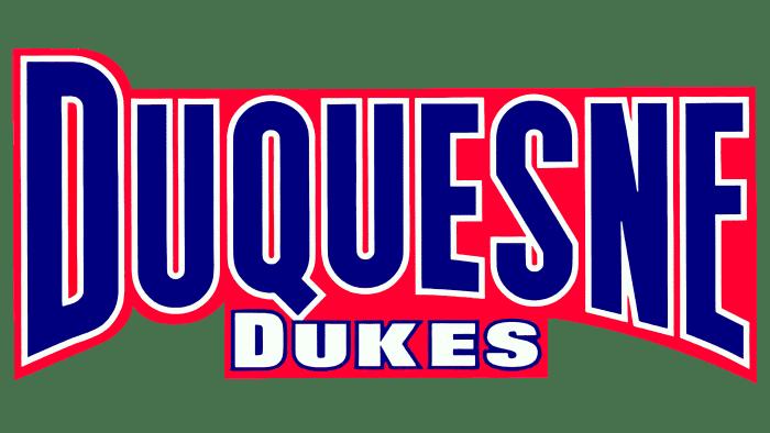 Duquesne Dukes Logo 1999-2006