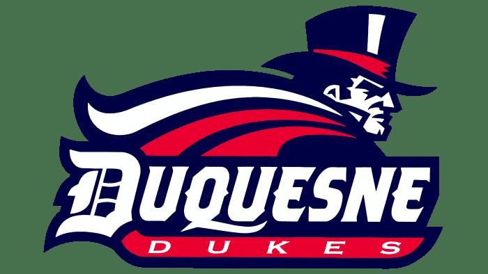 Duquesne Dukes Logo 2007-2018