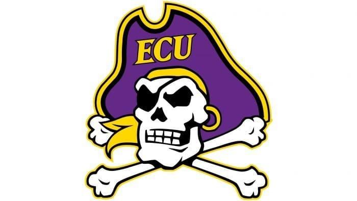 East Carolina Pirates Logo 2014-Present