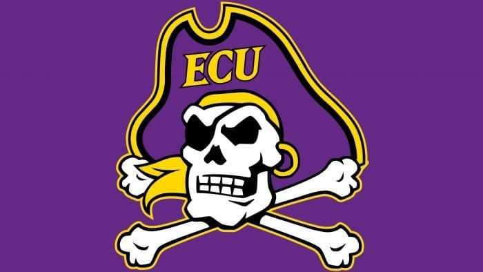 East Carolina Pirates emblem