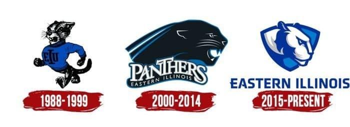 Eastern Illinois Panthers Logo History
