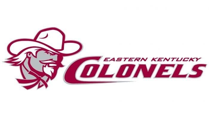 Eastern Kentucky Colonels Logo 2004-Present