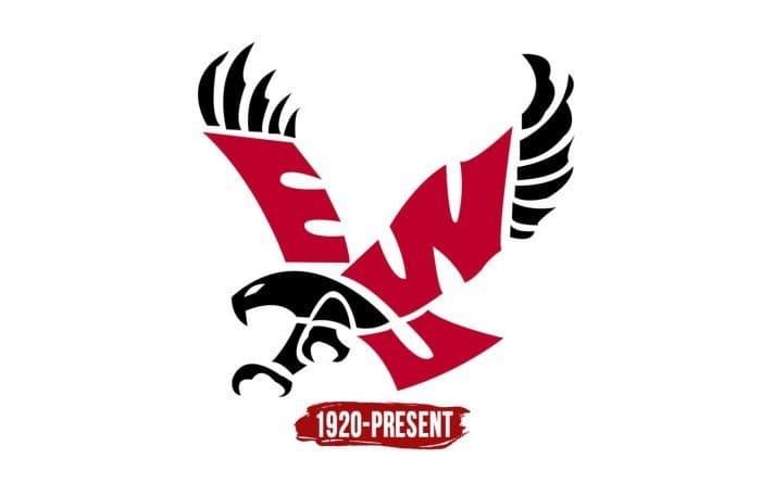 Eastern Washington Eagles Logo History