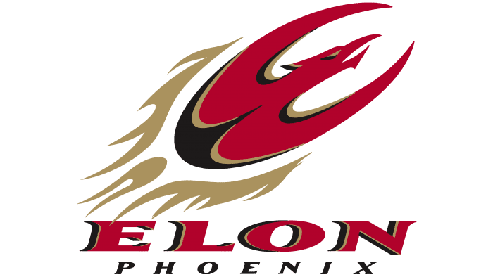 Elon Phoenix Logo 2000-2015