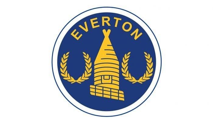 Everton Logo 1982-1983