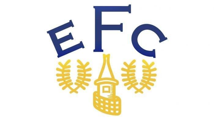 Everton Logo 1983-1991
