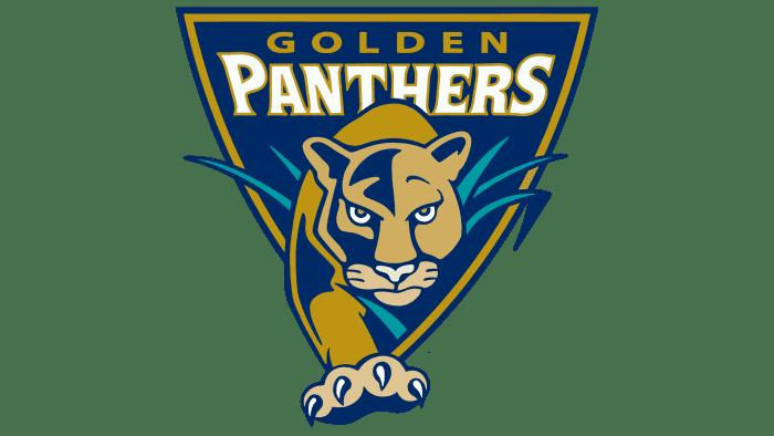 FIU Panthers Logo 2001-2008