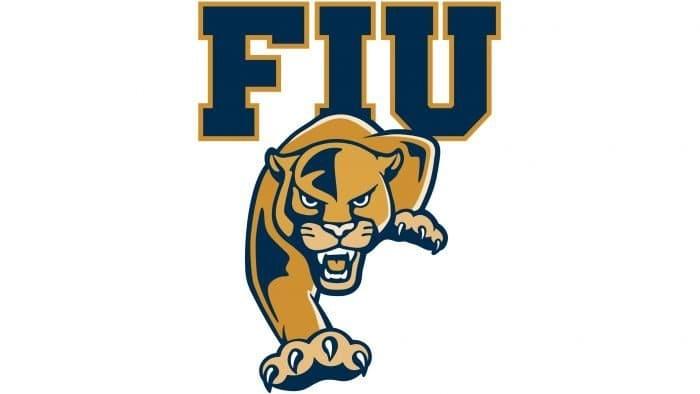 FIU Panthers Logo 2010-Present