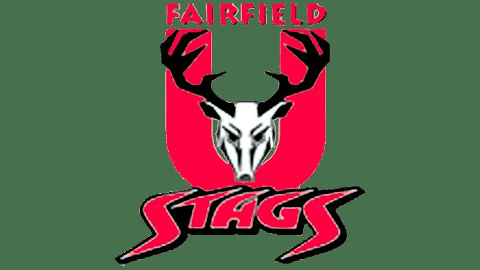Fairfield Stags Logo 1991-2001
