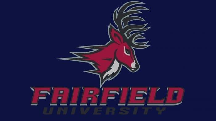 Fairfield Stags Logo Basketball