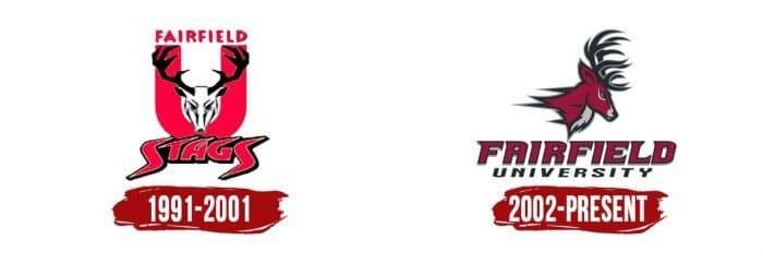 Fairfield Stags Logo History