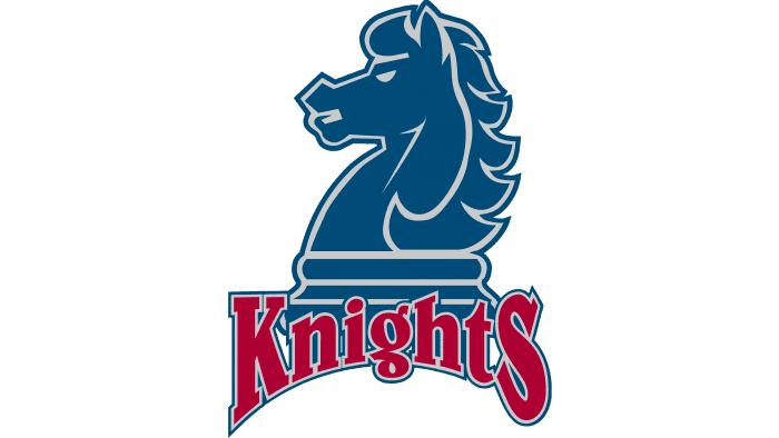 Fairleigh Dickinson Knights Logo 1996-2003