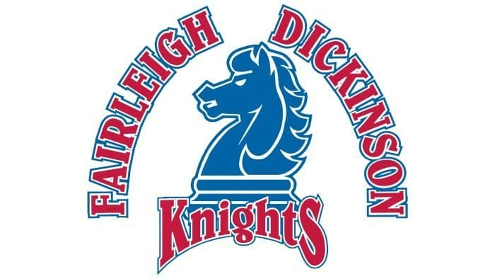 Fairleigh Dickinson Knights Logo 2004-Present
