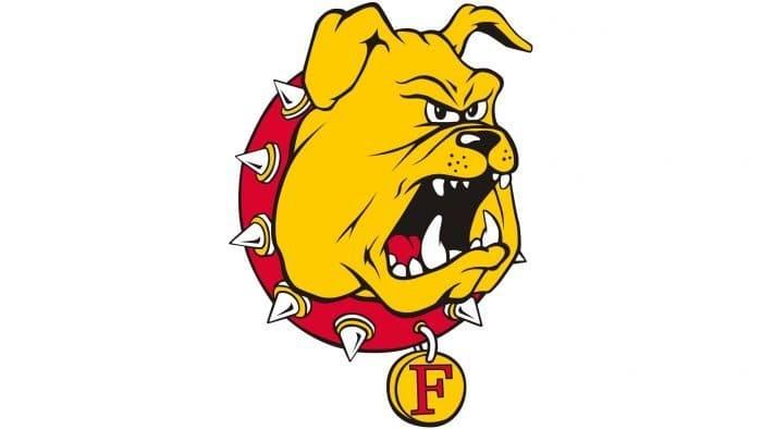 Ferris State Bulldogs Logo 2011-Present