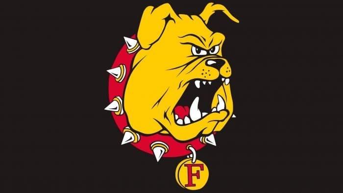 Ferris State Bulldogs emblem