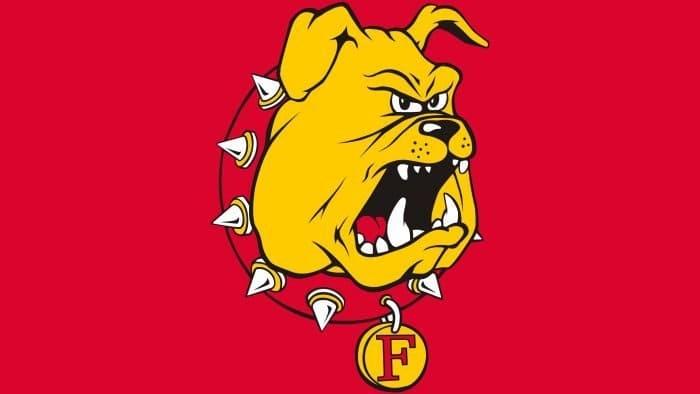 Ferris State Bulldogs symbol